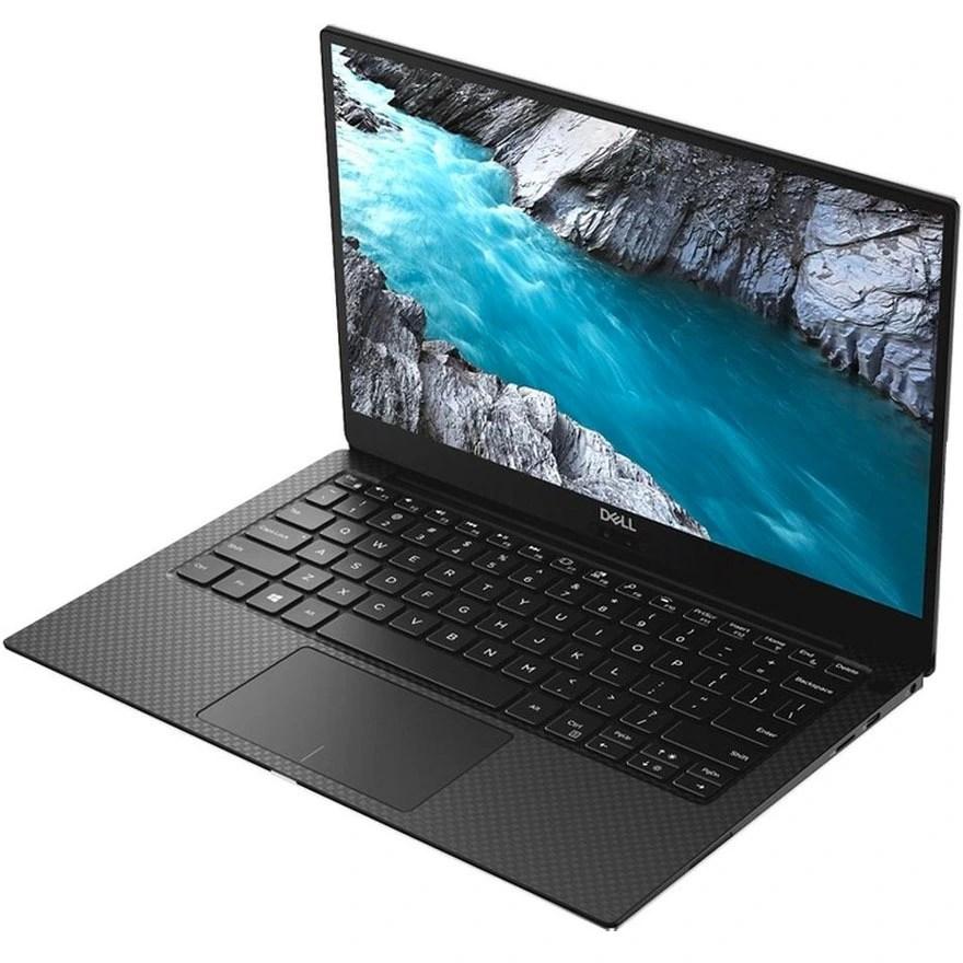 Dell XPS 13 Silver Black