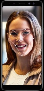 Face Recognition on Galaxy A8