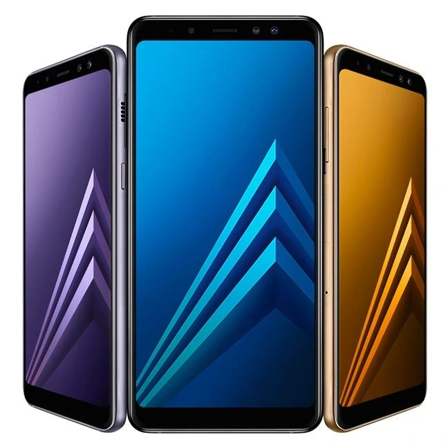 Samsung Galaxy A8 and A8 Plus