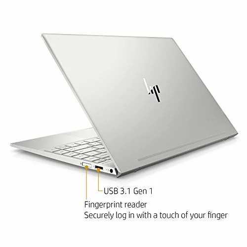 HP Envy 13 Ports on the Right Side