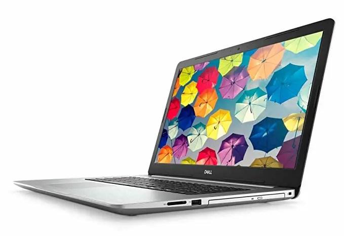 Dell Inspiron 17 5000 Aspect View