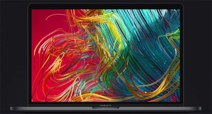 MacBook Pro 13 Display