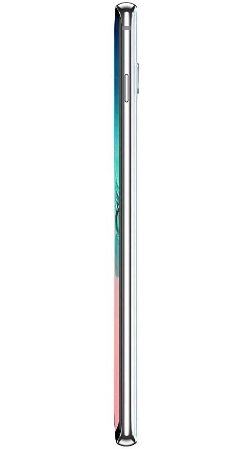 Galaxy S10 Plus Side Profile