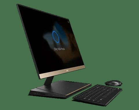 Acer Aspire S24 Left Aspect