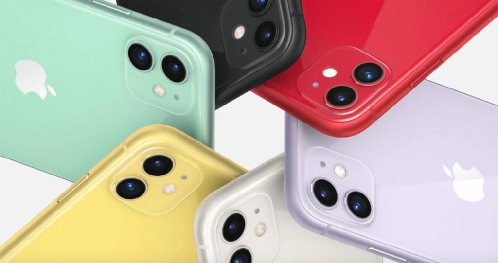 iPhone 11 Cameras