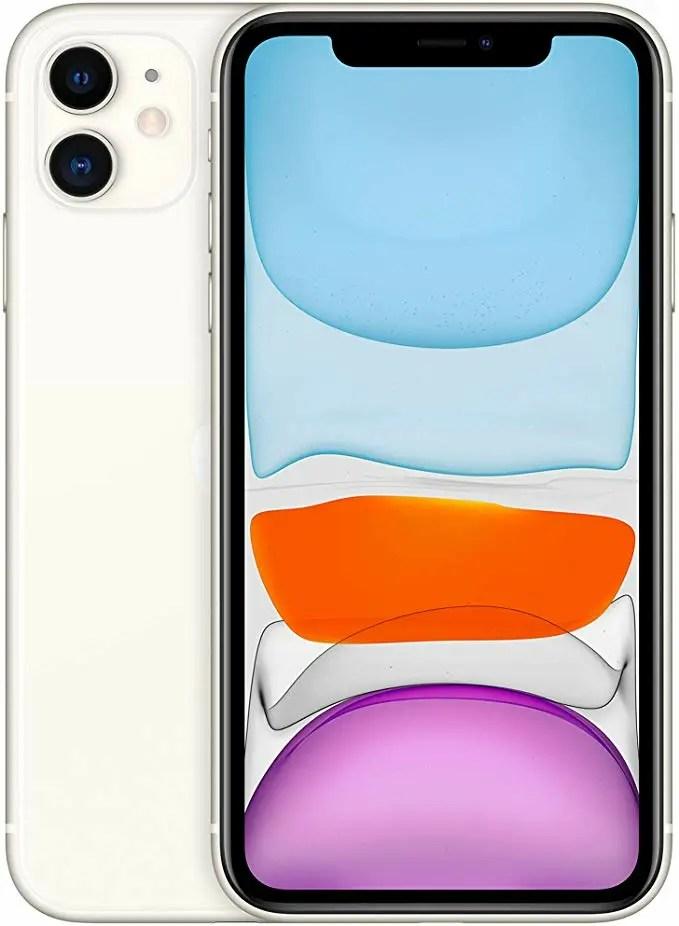 iPhone11 White