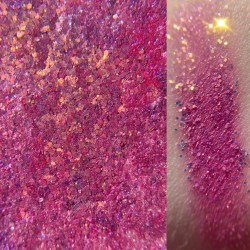 Colourpop PARTY PARTY Super Shock Extreme Swatch and Photo
