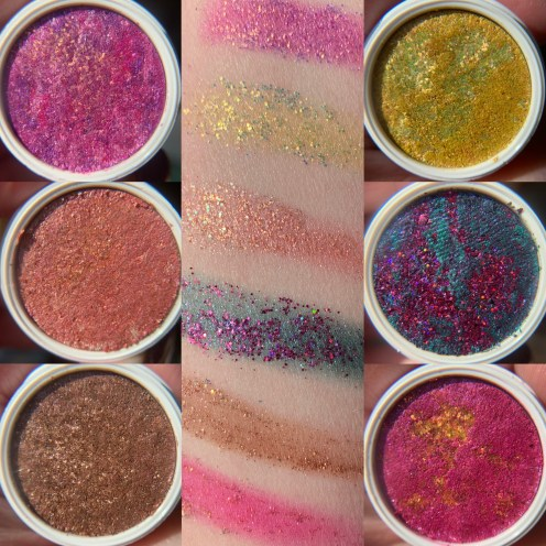 Colourpop Party Talk Super Shock Extreme Shadows