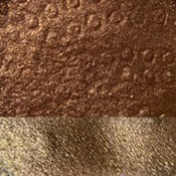 Colourpop ON THE ROCKS Super Shock Shadow Swatch and Photo