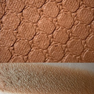 Colourpop TO-A-T Super Shock Shadow Swatch and Photo