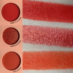 Main Squeeze Palette Swatches and Photo