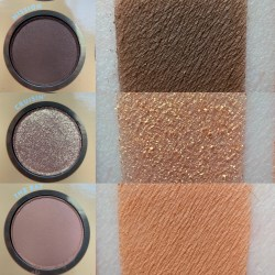 CALIFORNIA LOVE Palette Swatches and Photo