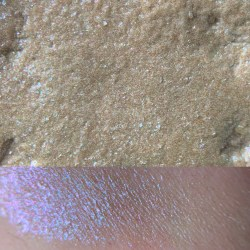 Colourpop ICE DREAM Super Shock Shadow Swatch and Photo