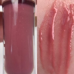 FIGGY WIT IT lux gloss (Ride with the Mauve collection)