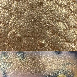 Colourpop CATTITUDE Super Shock Shadow swatch and photo