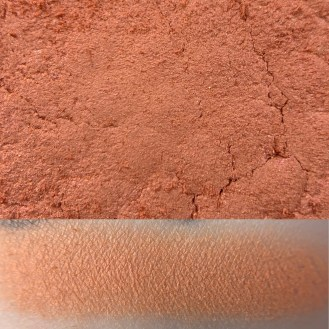 Colourpop CHEEKY Super Shock Shadow swatch and photo