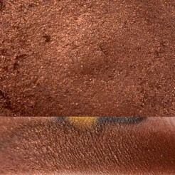 Colourpop HOT TAMALE Super Shock Shadow swatch and photo