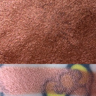 Colourpop MUSE Super Shock Shadow swatch and photo