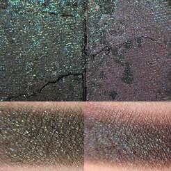 Colourpop SHAMELESS / BAE Super Shock Shadow swatch and photo