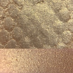 Colourpop CRIMPER Super Shock Shadow swatch and photo
