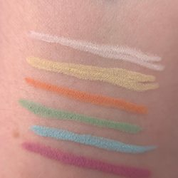 Colourpop FRESH CUT creme gel liner kit