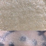 Colourpop HEIGH HO Super Shock Shadow swatch and photo