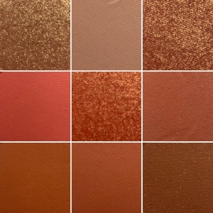 Coast to Coral photos & swatches