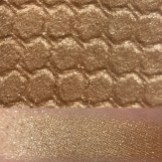 Colourpop OLYMPIC Super Shock Shadow swatch and photo