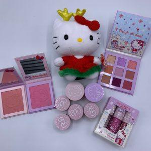 HELLO KITTY x Colourpop Collection
