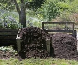 Compost domestico - Come fare compostaggio con la tecnica delle tre compostiere