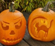 zucche di halloween intagliate-leggende