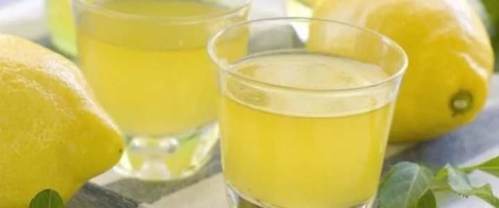 La ricetta del limoncello fatto in casa