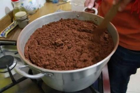 La ricetta del liquore al cioccolato