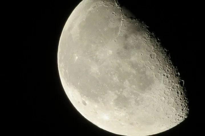 Luna calante di marzo