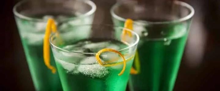 La vera ricetta del liquore alla menta