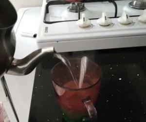 Acqua calda sintomi da raffreddamento