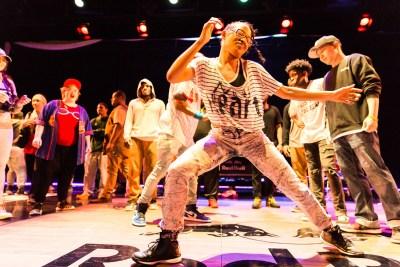 An image of hip hop dancers