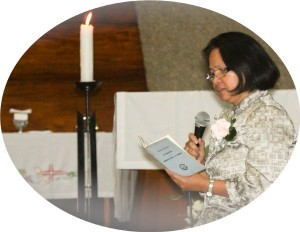 Sister Virgie's Renewal of Religious Vows