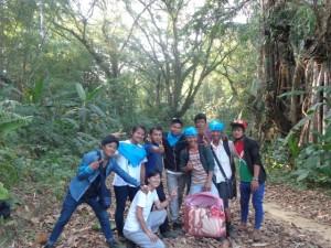 journey in jungle