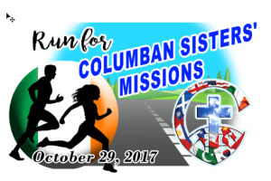 Run for Columban Sisters' Missions @ Dublin Marathon 2017