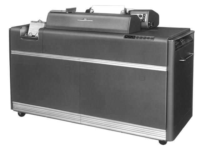 IBM 407 Buchhaltungsmaschine