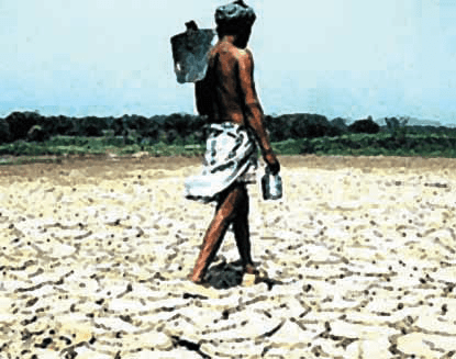a walk for water