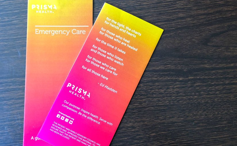 PRISMA Emergency Care Guide