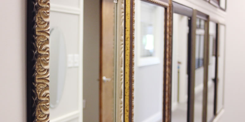 Mirrors - Columbia Shelving and Mirror