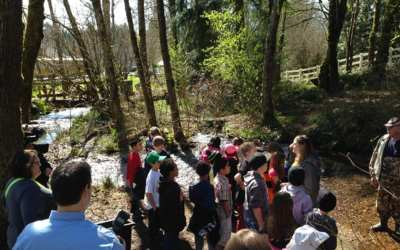 Tales of the Annual Orander Fish Release