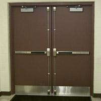 Prepackaged Systems For Metal Doors