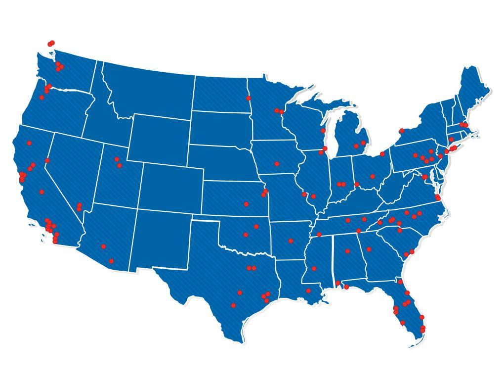 The WPSL map