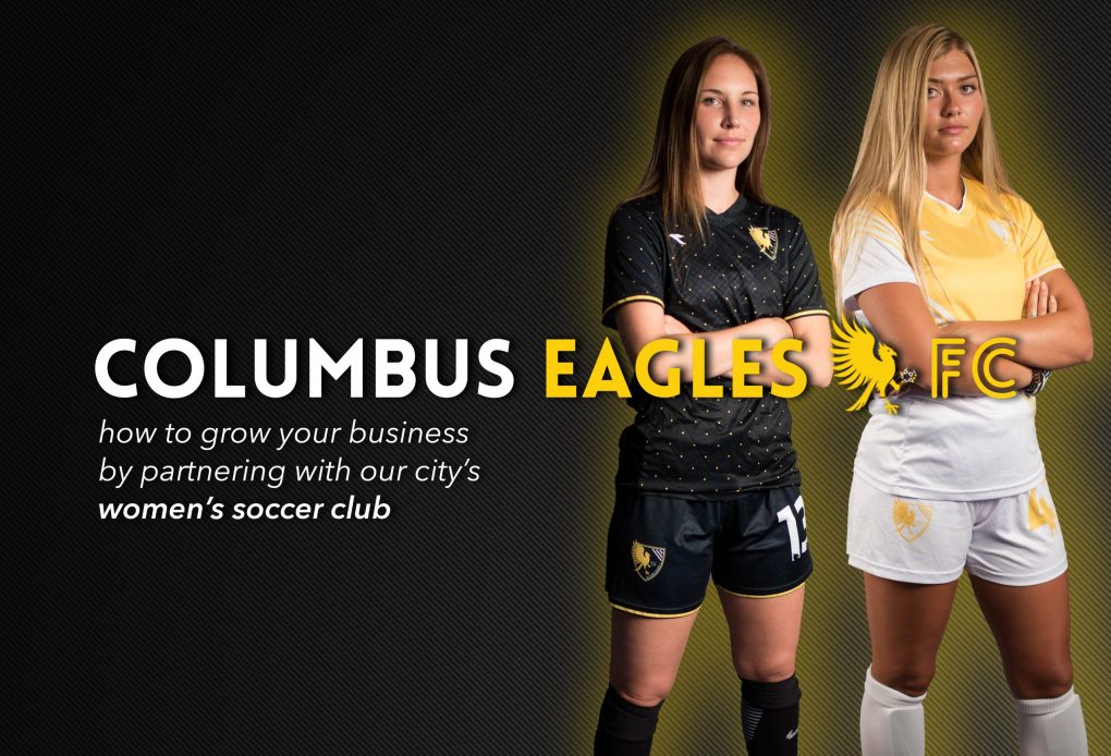 How your business can benefit from partnering with the Columbus Eagles
