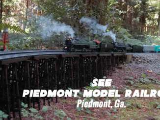 Railroad at Piedmont