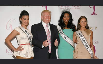 GOP Race Is Not Just A Beauty Contest